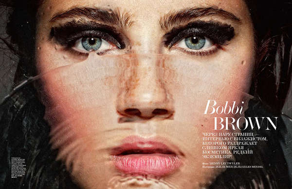 Textured Beauty Editorials