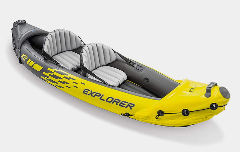 Heavy-Duty Inflatable Kayaks