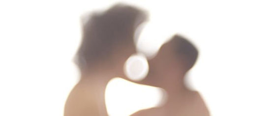 Blurred Intimate Couple Photography