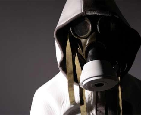 Intimidating mask