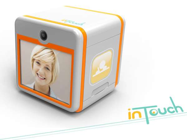 Video Messaging Cubes