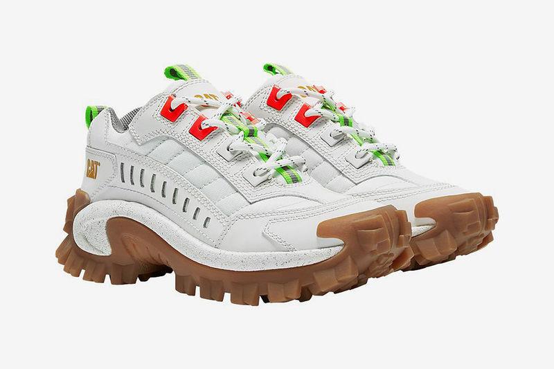 Chunky Nubuck Sneakers