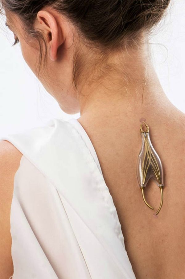Futuristic Invasive Jewelry