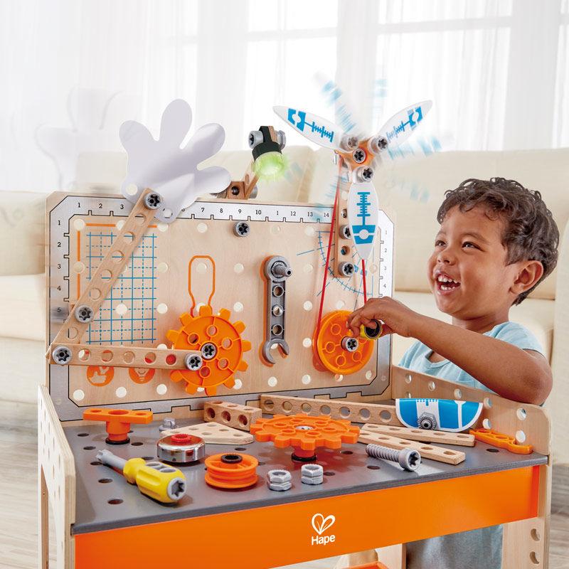 Inspiring Inventor Toys