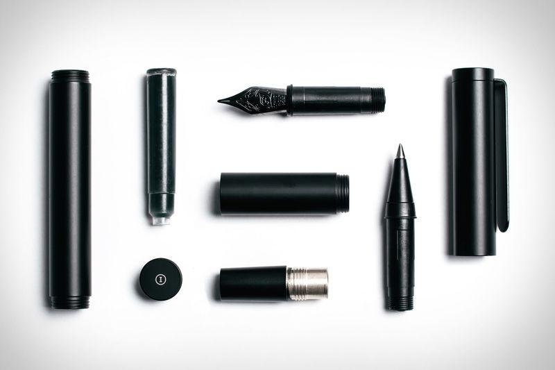 Customizable Fountain Pens