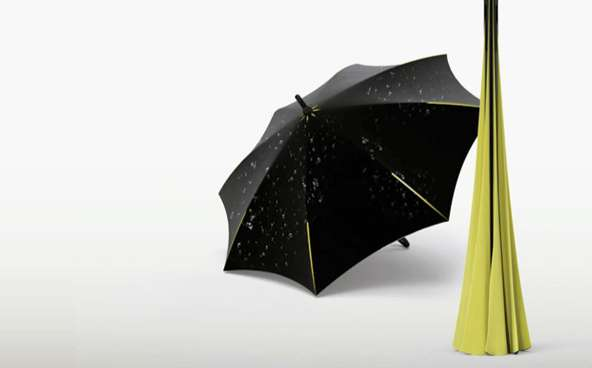 Drip-Free Parasols
