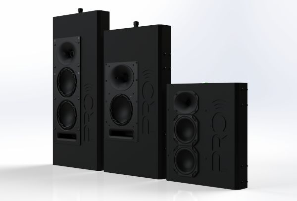 High-Quality Movable Home Speakers