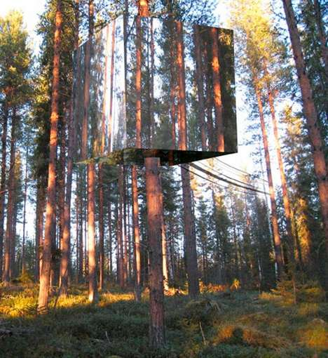 Invisible Treehouses