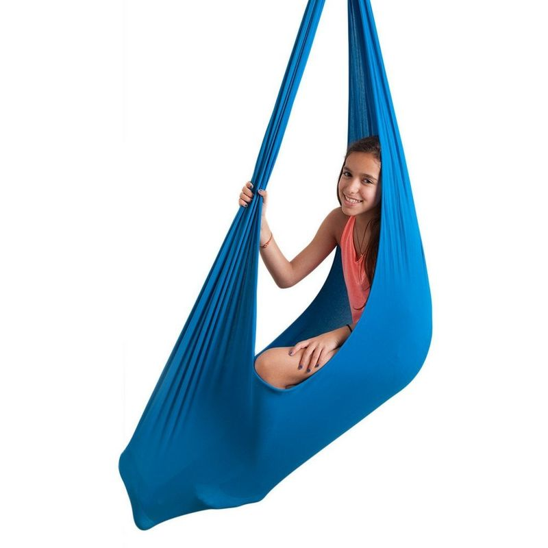 Rope Lights Sensory: Stress-Alleviating Swaddle Swings : InYard Indoor Swing