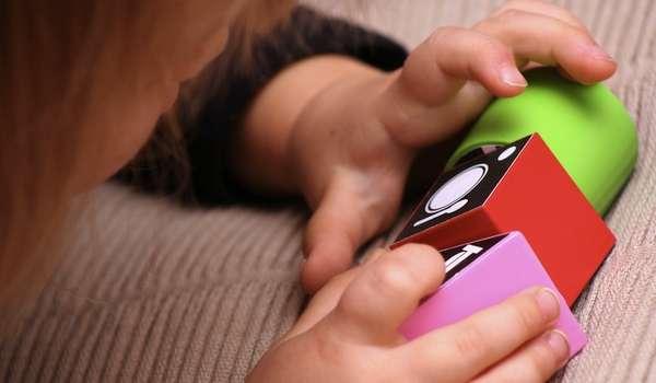 Social Media Baby Toys