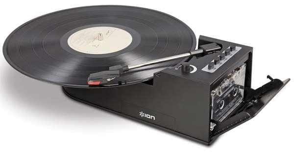 Vinyl Cassette Hybrids