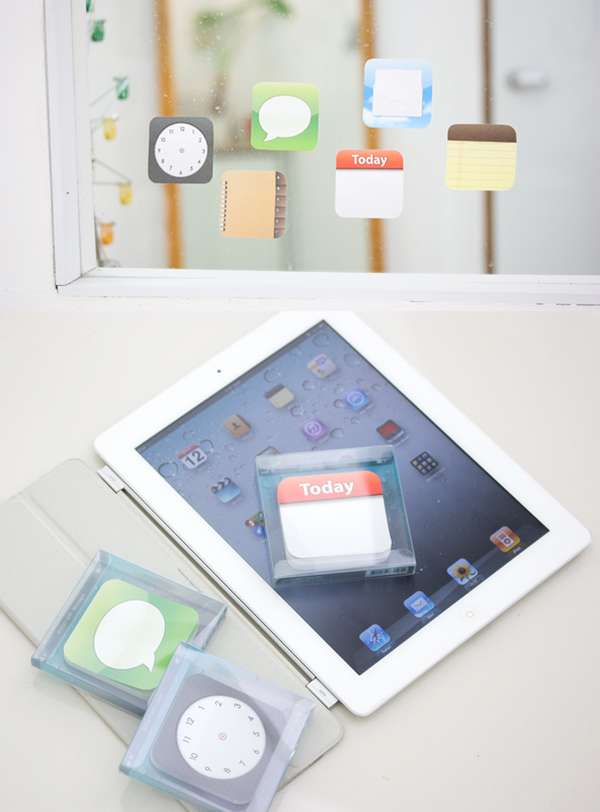 iPhone Post-Its