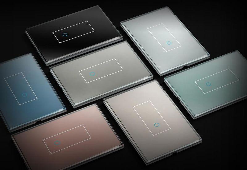 Designer Italian Smart Switches