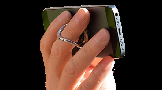 Ingenious Smartphone Grips