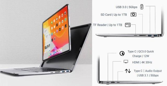 Laptop-Like Tablet Cases