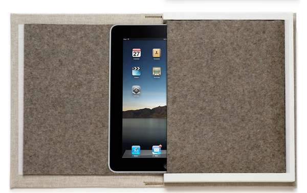 iPad Book Jackets