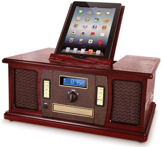 Antiquated iDevice Speakers