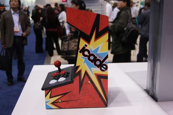 iPad Arcade Mods