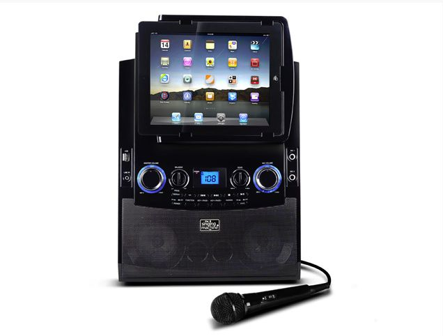 Tablet Karaoke Machines