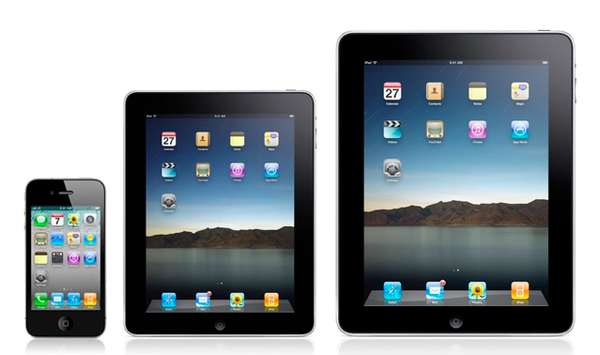 Mini Apple Tablets