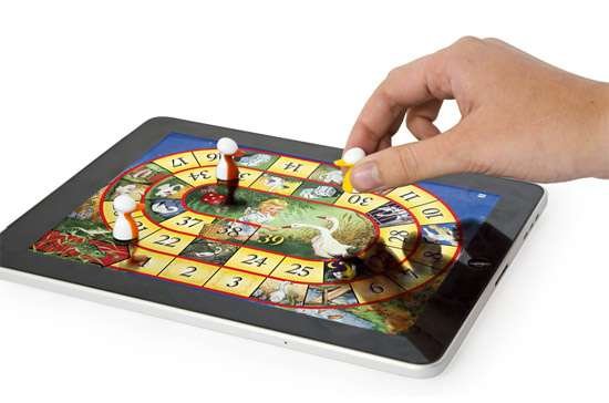 Tablet Board Games