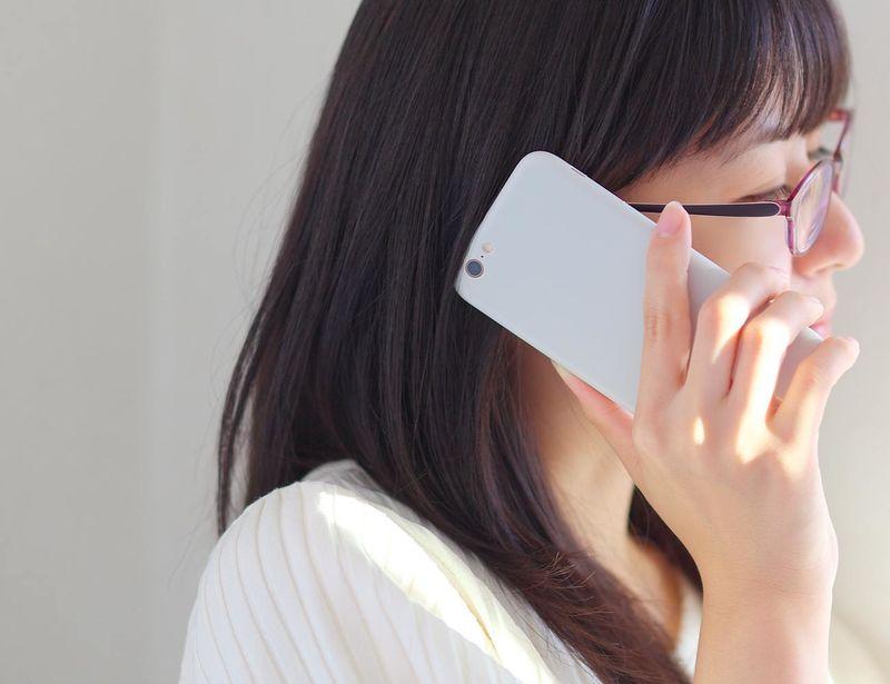 Design-Accommodating Phone Cases