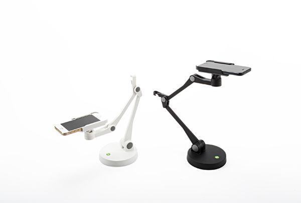 Flexible Smartphone Stands