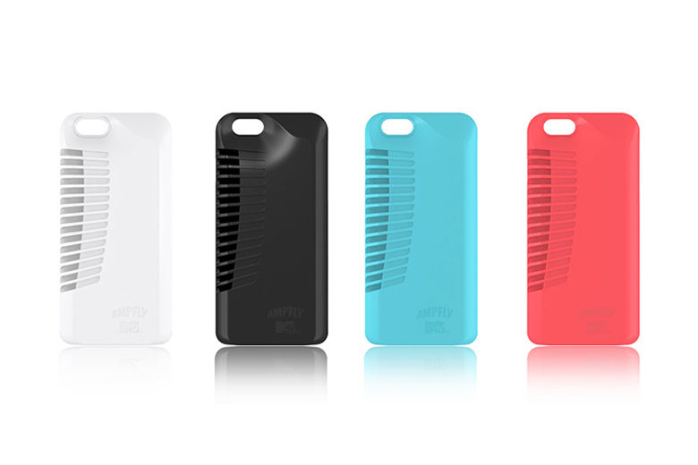 Battery-Free Phone Cases