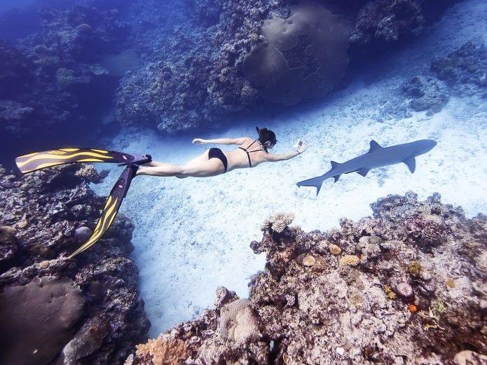 Underwater Diver Smartphone Cases