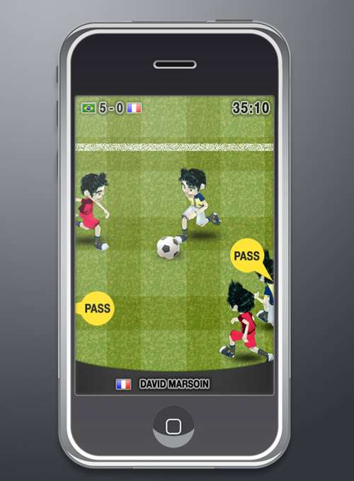 iPhone Got Game + Application SDK