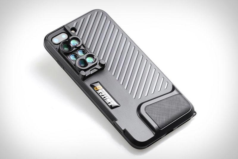 Multi-Lens Smartphone Cases
