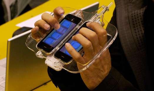 iPhone Wind Instruments