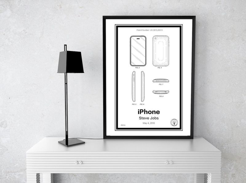 Technology Patent Posters