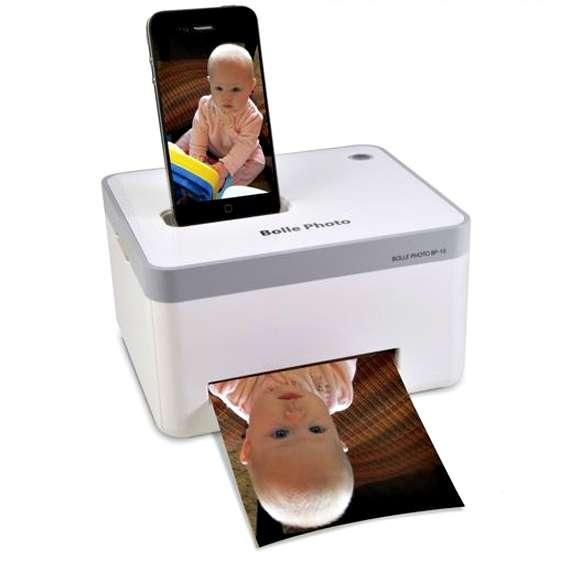 Smartphone Printers