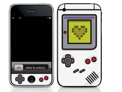 Nintendo iPhone Skins