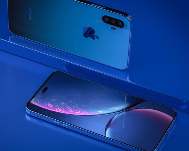Triple-Lens Smartphone Concepts