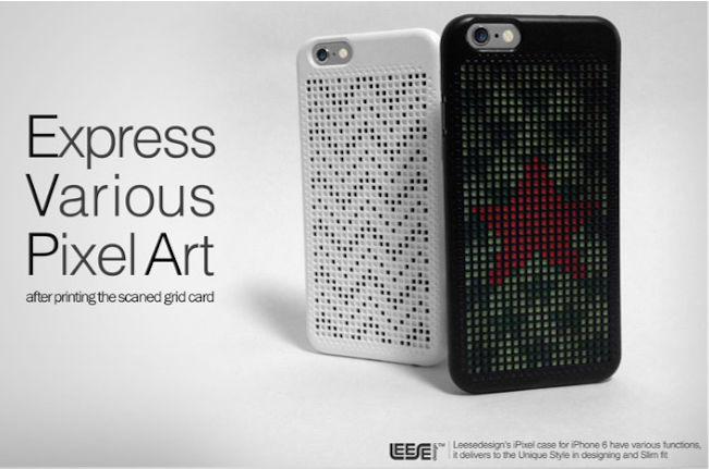 Custom Pointillism Phone Cases