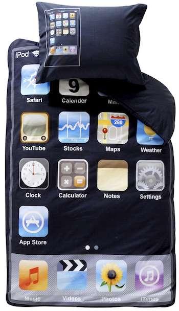 iPod Bedding