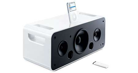 iPod Boombox Released