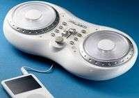 iPod DJ Mixing Studio