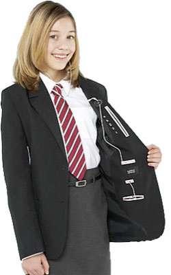 iPod Optimized School Clothes