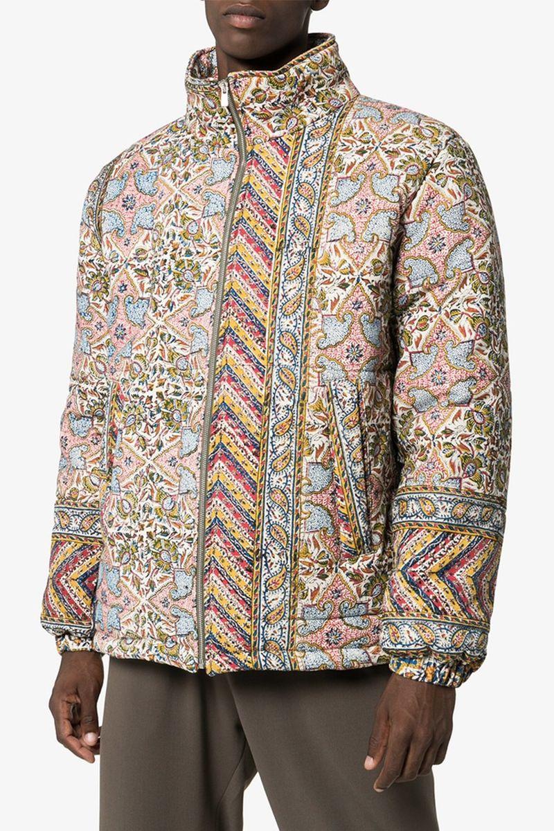 Boldly Printed Vibrant Jackets