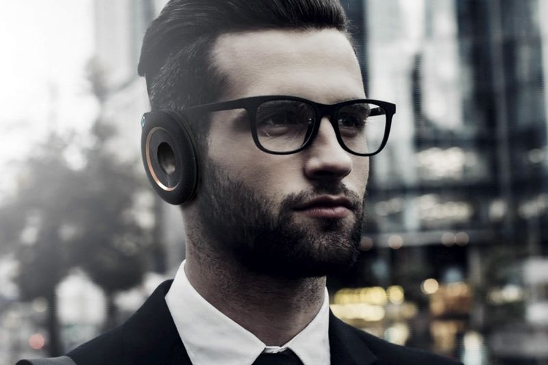 Ergonomically Adaptive Earphones