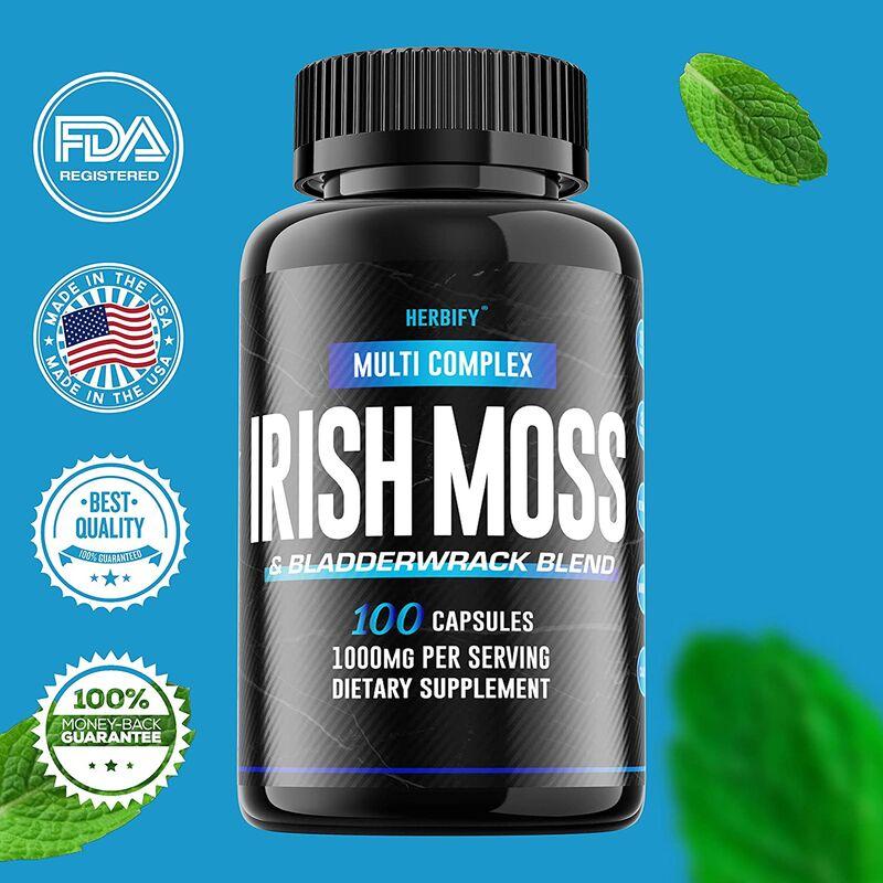 Sea Moss Supplements