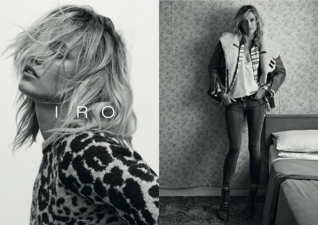 Bedroom-Bound Fashion Campaigns