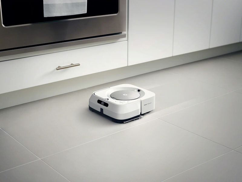 Smart Home Mopping Robots