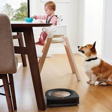 Anti-Allergen Robotic Vacuums