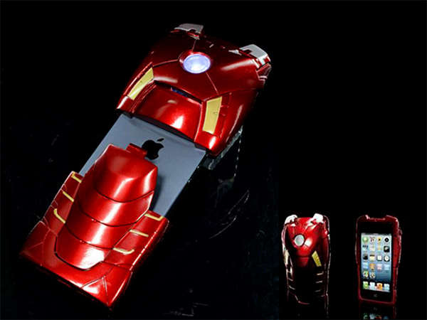 Superhero Suit Phone Cases