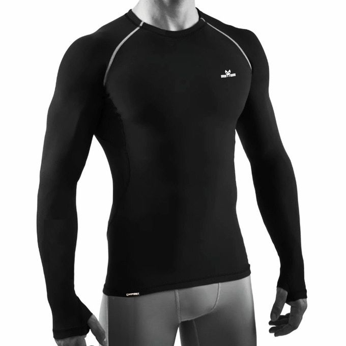 Carbon Fiber-Infused Activewear