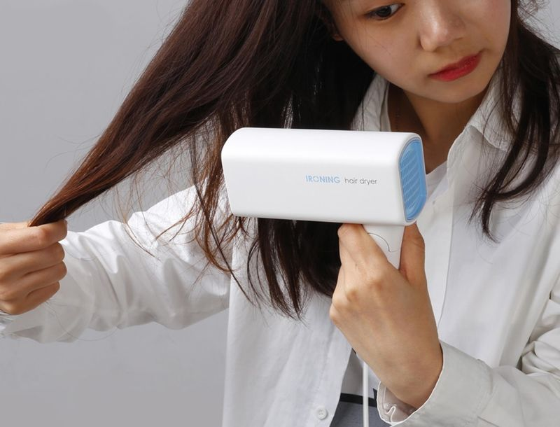 Dual-Purpose Hair Dryers